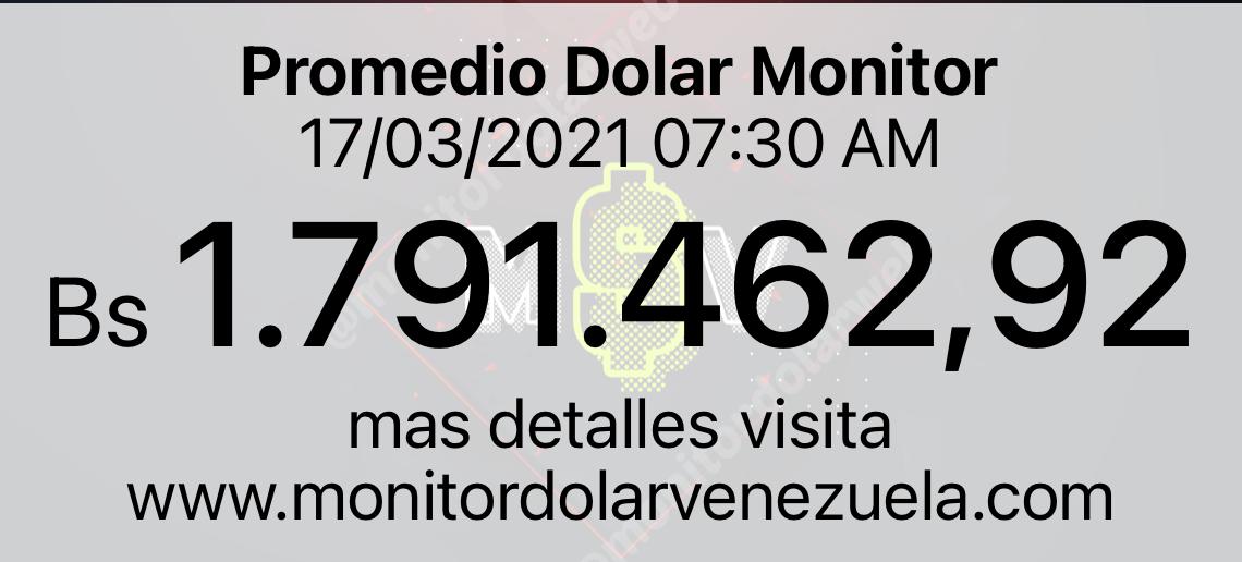 mini imagen dolar paralelo